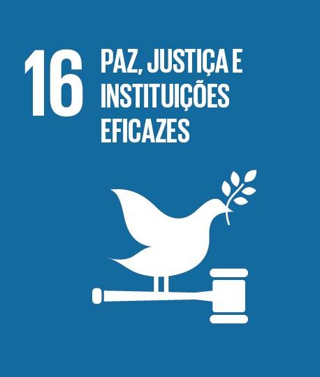 Paz, Justiça, e Instituições Fortes