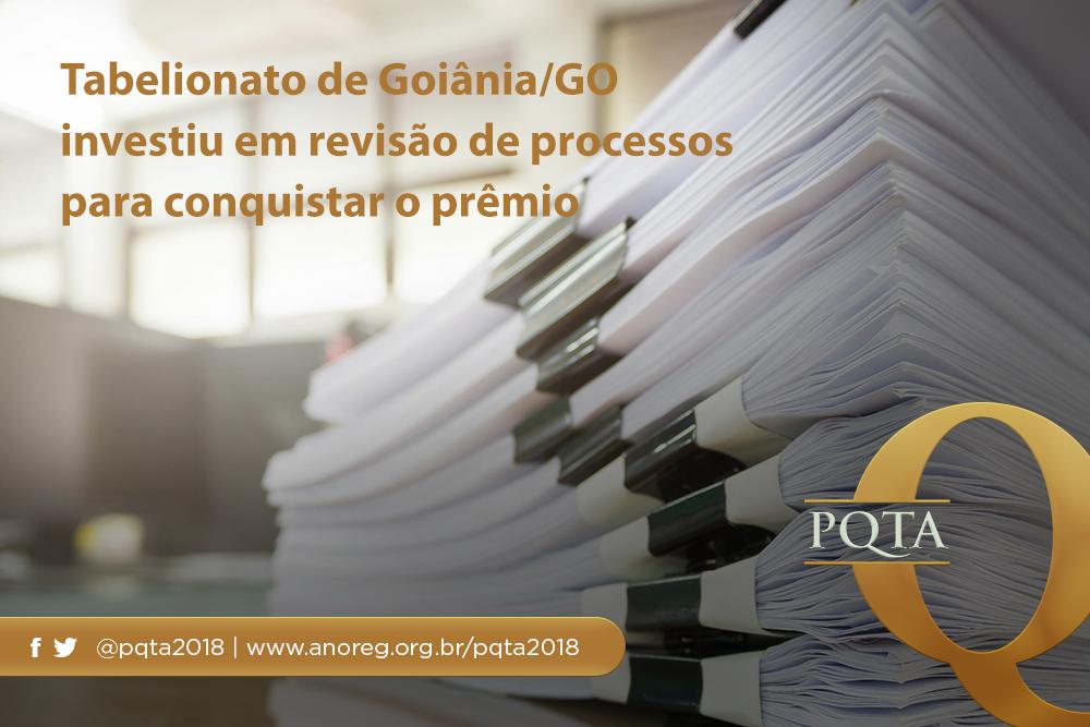 Tabelionato De Goiânia/GO, Vencedor Da Categoria Diamante No Ano Passado, Comenta Quais Ações Desenvolvidas Para Conquistar A Premiação