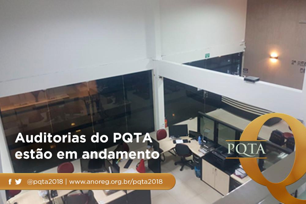 Auditorias Do PQTA 2018 Já Começaram