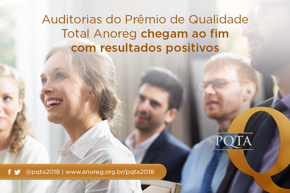 Auditorias Do Prêmio De Qualidade Total Anoreg Chegam Ao Fim Com Resultados Positivos