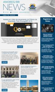 23-04 Anoreg News - Edição nº 64 - Abr_2019