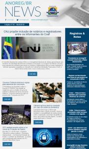 Anoreg News - Edição nº 61 - Abr_2019