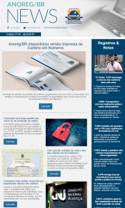 Anoreg News - Edição nº 63 - Abr_2019 - mailchi.mp