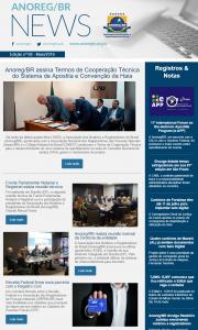 Anoreg News - Edição nº 68 - Mai_2019