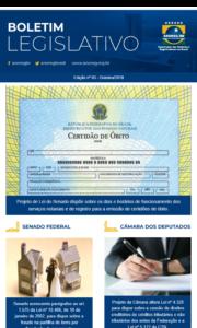 Boletim Legislativo nº 03