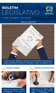 Boletim Legislativo nº 09