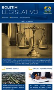 Boletim Legislativo nº 26