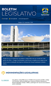 Boletim Legislativo nº 53 - eeditada