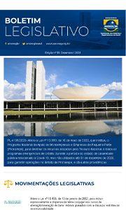 Boletim Legislativo nº 55 - editada 3