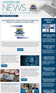 Anoreg News - Edição nº 160 - Março_2021_ok