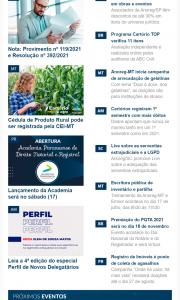 Anoreg pelo Brasil - Edição nº 172 - Julho de 2021